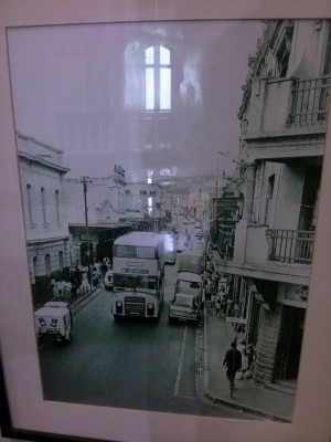 Street of District Six before Apartheid