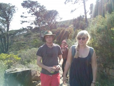 Rob and Friends – Table Mountain Hike