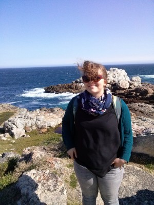 Susanne in Hermanus