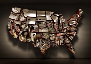 Ron Arad US book stand
