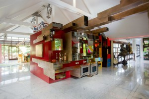 Ron Arad - Private Residence Interior - Lanaken