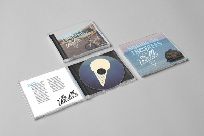 TJB The Vanilla CD