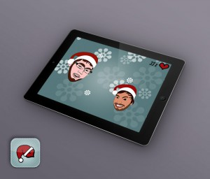 Android Game Christmas Heads