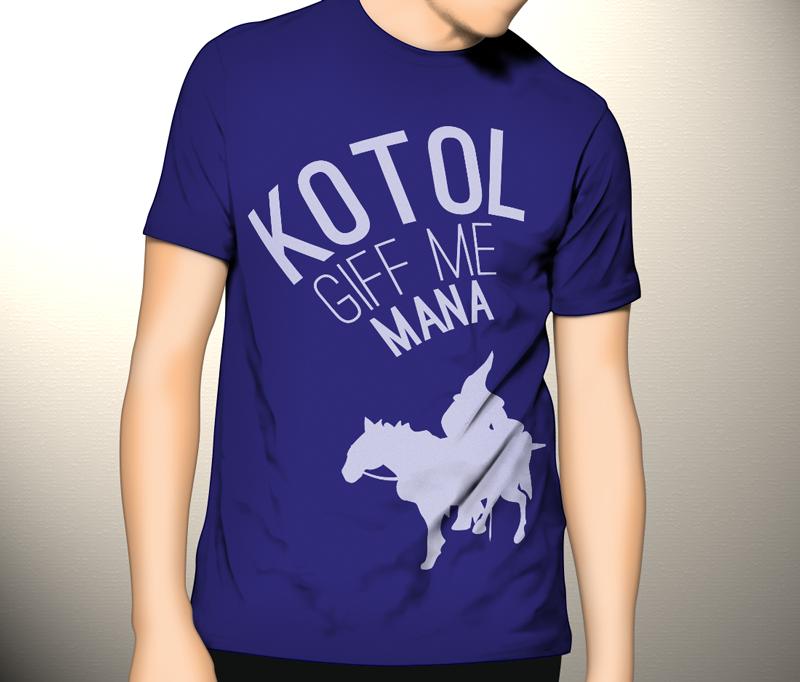 Kotol Dota 2 Shirt
